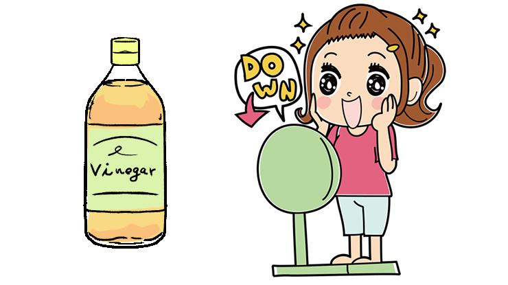 きび酢・ダイエット
