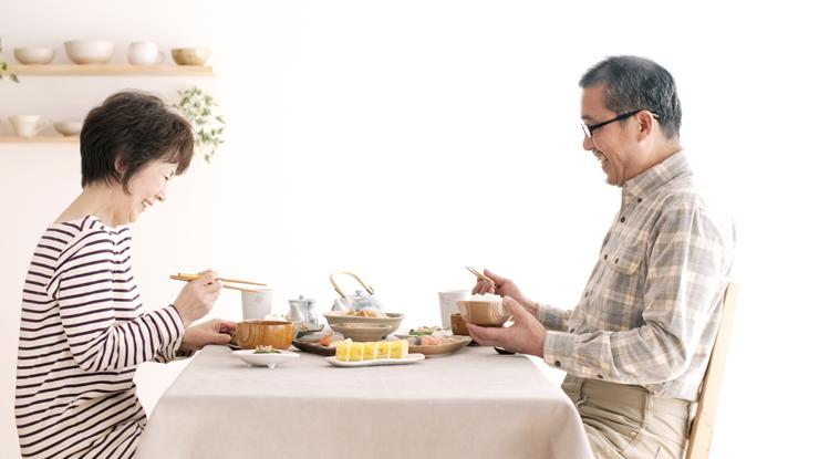 食事から白髪対策